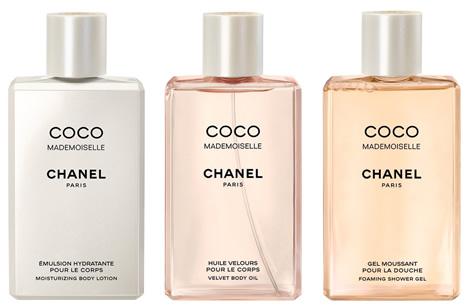 coco00 Coco Mademoiselle sa vrhá na vaše telo a do kúpeľa