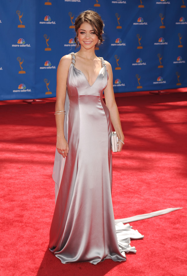 emmy awards sarah hyland 02 Emmy Awards 2010: Sarah Hyland