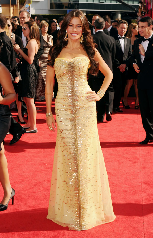 emmy awards sofia vergara Emmy Awards 2010: Sofia Vergara