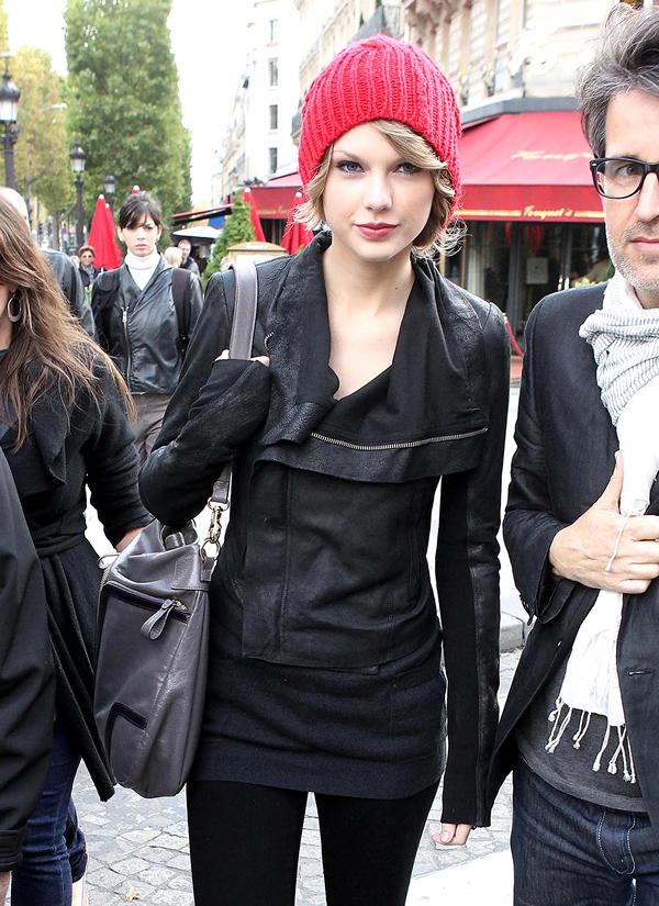 05 Taylor Swift vie byť nekonečne rozkošná