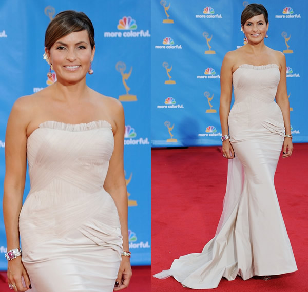emmy 2010 mariska hargitay 1 Emmy Awards 2010: Mariska Hargitay