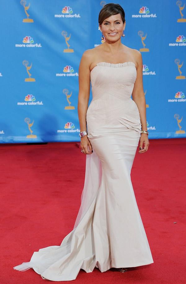 emmy 2010 mariska hargitay 2 Emmy Awards 2010: Mariska Hargitay