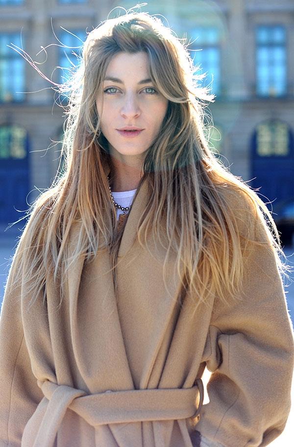 camelcoat Kabát v štýle camel coat: Ešte ho nemáte?