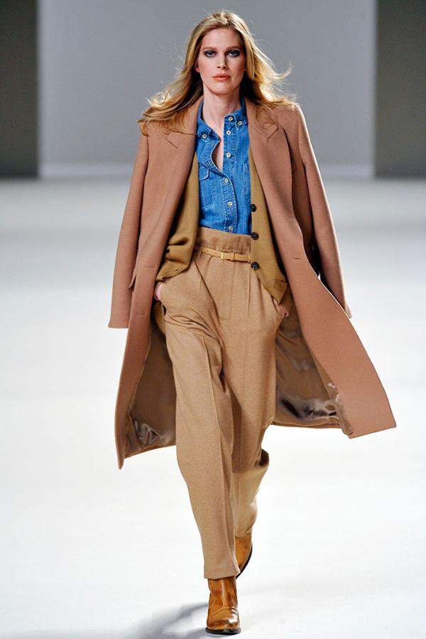 chloe 04 Kabát v štýle camel coat: Ešte ho nemáte?