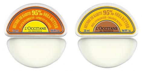 loccitane shea butter 470x235 Bambucké maslo LOccitane má nové vône: Pomaranč a med, ruža a marhuľa