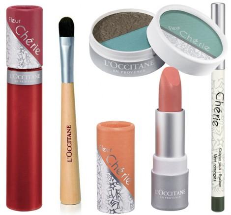 mejkap loccitane 470x438 Novinky v The Body Shope a LOccitane: Vianočná kozmetika a nový mejkap