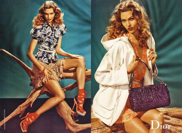 dior Kampane tejto sezóny, 2. časť: Gucci, Bottega Veneta, Christian Dior, Givenchy