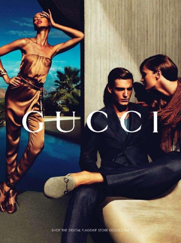 gucci Kampane tejto sezóny, 2. časť: Gucci, Bottega Veneta, Christian Dior, Givenchy