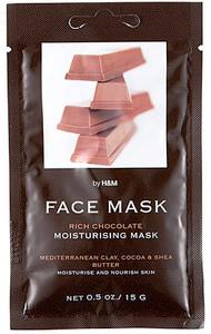 hm maska cokoladova Skúsili sme: Čokoládová a vanilková ílová maska na pleť H&M