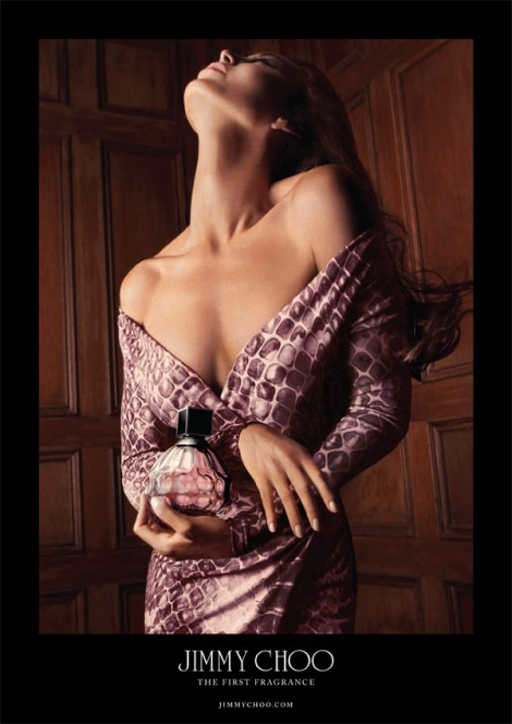 jimmy choo fragrance 470x664 Nové vône Jimmy Choo, Heidi Klum, Swarowski, Halle Berry a Lady Gaga