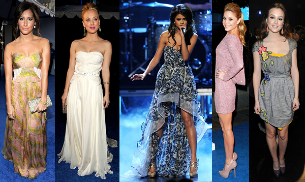 peoples choice awards 2011 Peoples Choice Awards 2011: Krásna Mila Kunis, bábika Taylor Swift a trikrát značka J. Mendel