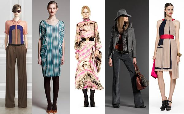 pre fall 2011 00 Pre Fall 2011: Retro Jason Wu, farebné línie Max Azrie a bohémska móda Emilia Pucciho
