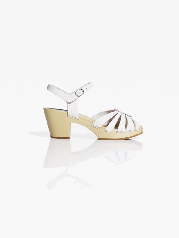 shoe hm colab 3 Švédske dreváky, Valentínska kolekcia a recyklovaný Lanvin v H&M