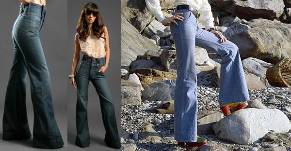 siroke nohavice Trendy na sezónu jar/leto 2011: Moderné 60. a 70. roky, krátke topy a návrat capri nohavíc