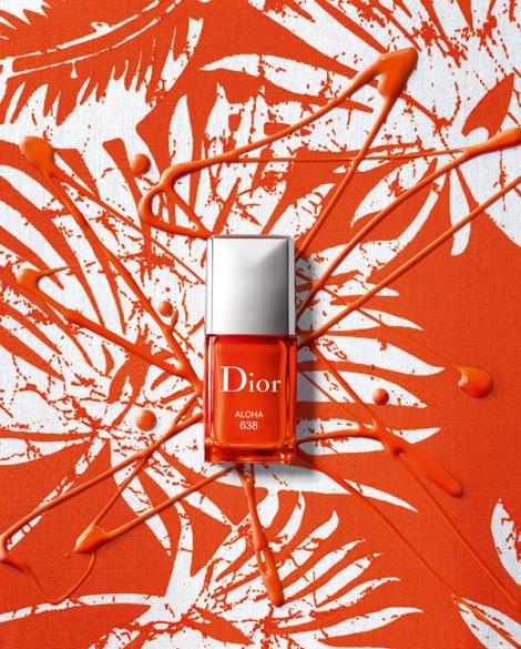 Dior Look spring 2011 Vernis Aloha F39 470x585 Táto jar bude vyzerať oranžovo