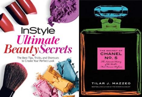 knihy 01 470x322 Knižné novinky o kozmetike a kráse: Mejkap, zlá kozmetika a Chanel No. 5