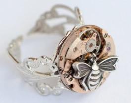prsten Zapojte sa do súťaže na blogu CHICHI o originálny steampunkový prsteň