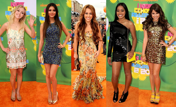 kids choice Kids Choice Awards 2011: Zlaté deti Los Angeles