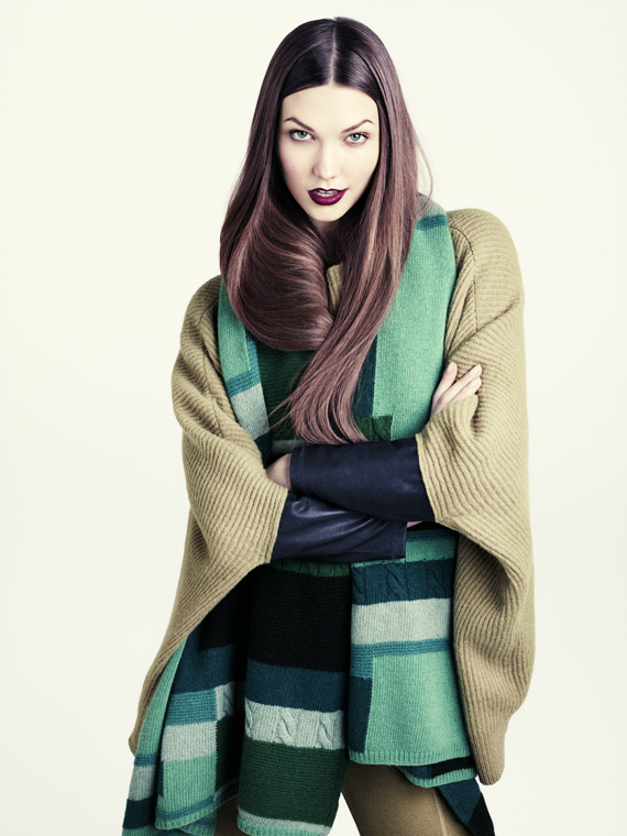 hm fall 2011 woman 08 H&M predstavuje jesenný lookbook Dark Autumn