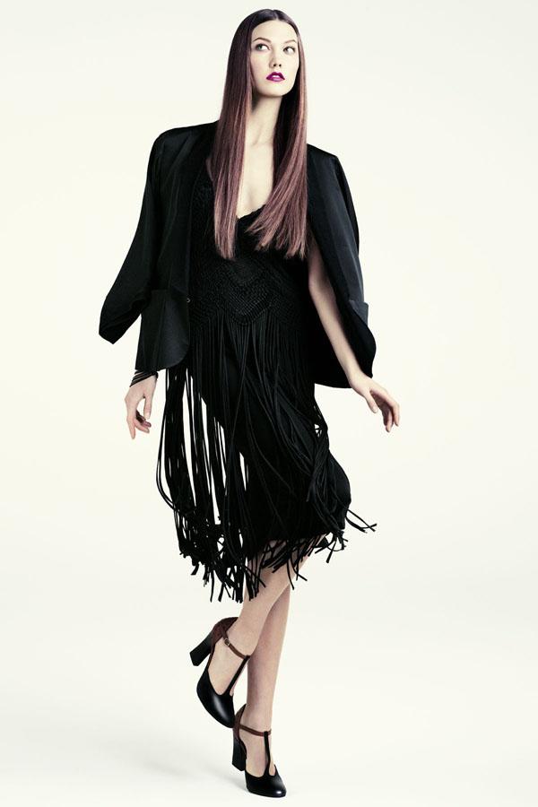 karlie hm5 H&M predstavuje jesenný lookbook Dark Autumn