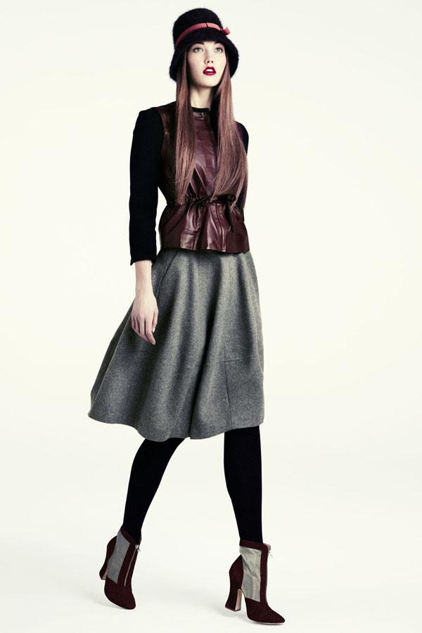 karlie hm6 H&M predstavuje jesenný lookbook Dark Autumn