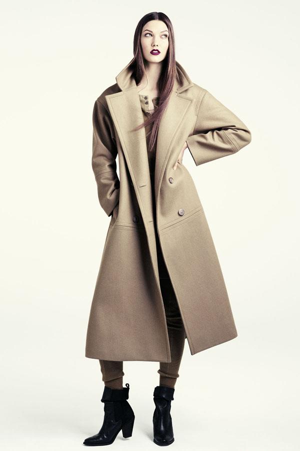 karlie hm7 H&M predstavuje jesenný lookbook Dark Autumn