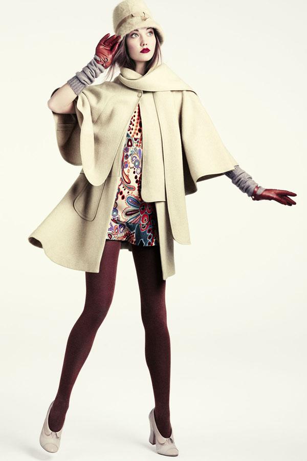 karlie hm9 H&M predstavuje jesenný lookbook Dark Autumn