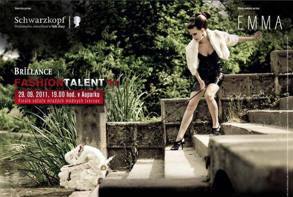 0talentplagat 5. ročník Brillance Fashion Talent tento rok zažiari