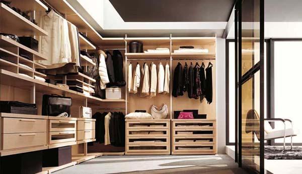 Walk in closets 15 33 inšpirácií a 11 tipov, ako by mal vyzerať váš vysnívaný a ideálny šatník