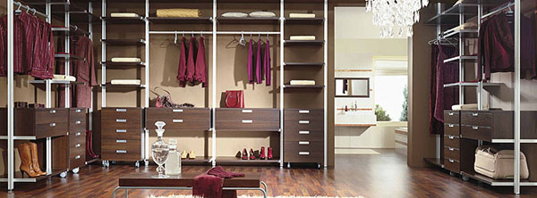 Walk in closets 16 33 inšpirácií a 11 tipov, ako by mal vyzerať váš vysnívaný a ideálny šatník