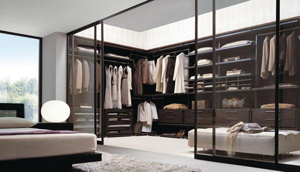 Walk in closets 18 33 inšpirácií a 11 tipov, ako by mal vyzerať váš vysnívaný a ideálny šatník