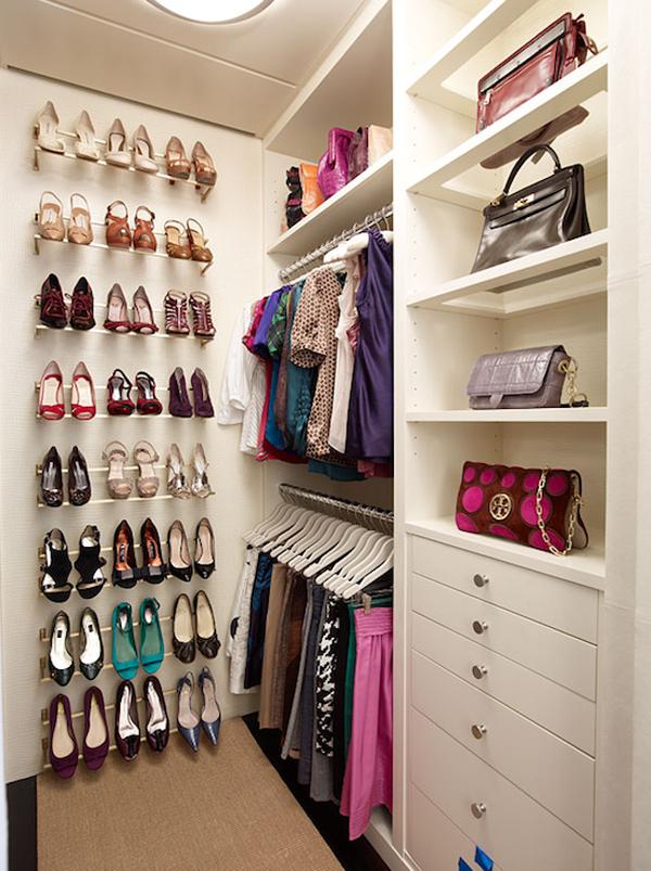 Walk in closets 2 33 inšpirácií a 11 tipov, ako by mal vyzerať váš vysnívaný a ideálny šatník