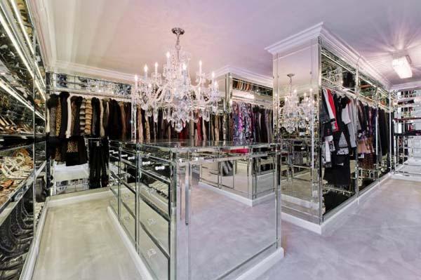 Walk in closets 20 33 inšpirácií a 11 tipov, ako by mal vyzerať váš vysnívaný a ideálny šatník