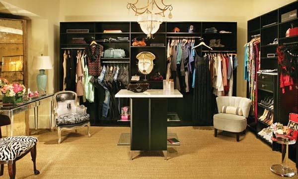 Walk in closets 21 33 inšpirácií a 11 tipov, ako by mal vyzerať váš vysnívaný a ideálny šatník