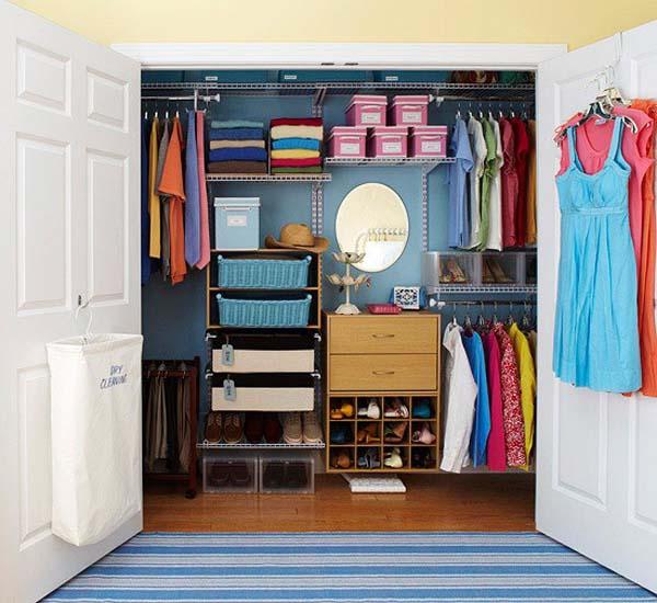 Walk in closets 22 33 inšpirácií a 11 tipov, ako by mal vyzerať váš vysnívaný a ideálny šatník