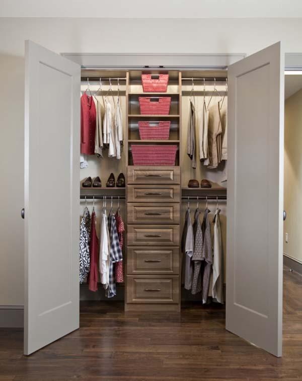 Walk in closets 28 33 inšpirácií a 11 tipov, ako by mal vyzerať váš vysnívaný a ideálny šatník