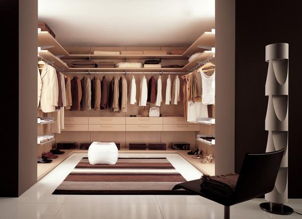 Walk in closets 29 33 inšpirácií a 11 tipov, ako by mal vyzerať váš vysnívaný a ideálny šatník