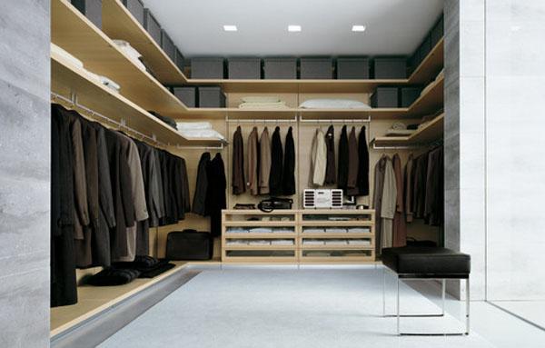 Walk in closets 30 33 inšpirácií a 11 tipov, ako by mal vyzerať váš vysnívaný a ideálny šatník