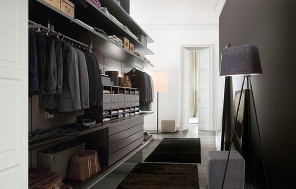 Walk in closets 6 33 inšpirácií a 11 tipov, ako by mal vyzerať váš vysnívaný a ideálny šatník