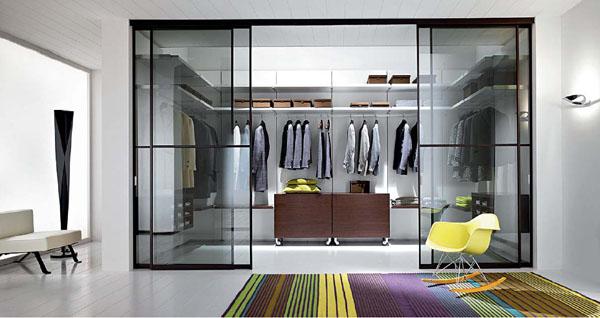 Walk in closets 33 inšpirácií a 11 tipov, ako by mal vyzerať váš vysnívaný a ideálny šatník