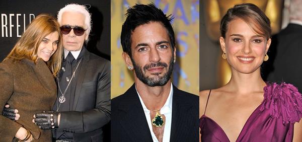 letom svetom Letom módnym svetom: Magazín Carine Roitfeld, vegánske topánky Natalie Portman a bielizeň CK