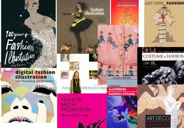 Fashion books 600x420 Neviete, aký darček kúpiť? Darujte knihu