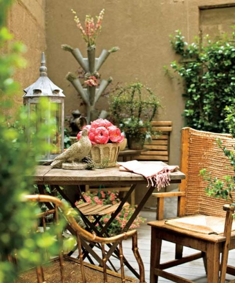 bobbi brown office garden 470x567 V štúdiu Bobbi Brown v New Jersey