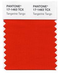 17 1463 Tangerine Tango Rok 2012 bude mať optimistickú farbu