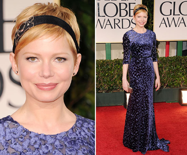dfea980059f58823 Michelle Williams.xxxlarge 0 Golden Globe Awards 2012, 2. časť
