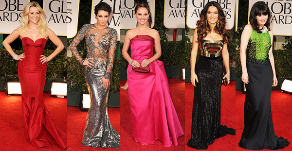 globes 02 Golden Globe Awards 2012, 2. časť