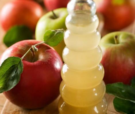 apple cider vinegar 470x397 Jablčný ocot zdravý zvonku aj zvnútra