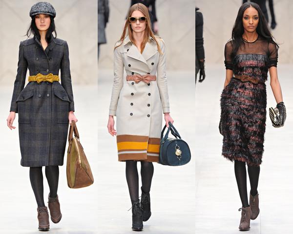 b1 London Fashion Week: Jeseň/zima 2012 s kožou, kožušinkami, klasikou ale i šialenými potlačami