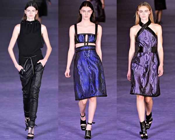 ch1 London Fashion Week: Jeseň/zima 2012 s kožou, kožušinkami, klasikou ale i šialenými potlačami