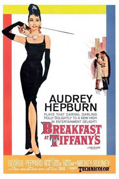 Breakfast at Tiffanys Prečo milujeme šaty z filmu Raňajky u Tiffanyho?